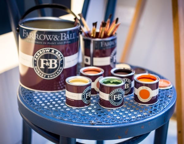 In Conversation and Lunch with Farrow & Ball