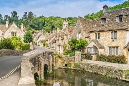 Castle Combe - Things to Do Near The Bath Priory