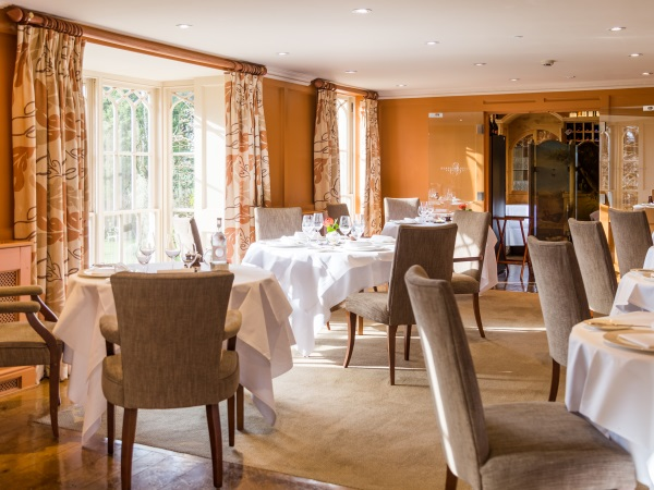 Restaurant at The Bath Priory